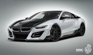 BMW-News-Blog: BMW i8: Stromer-Tuning von GSC - BMW-Syndikat