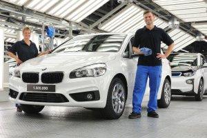 BMW-News-Blog: Jubil�um: 1,5 Millionen Fahrzeuge im BMW We - BMW-Syndikat