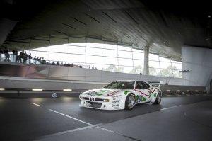 BMW-News-Blog: Restaurierter Klassiker: BMW M1 Procar in der BMW - BMW-Syndikat