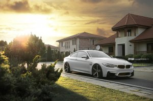 BMW-News-Blog: Z-Performance BMW M4 F82: Hochwertiges Felgen-Prog - BMW-Syndikat
