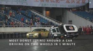 BMW-News-Blog: Weltrekord BMW M4 Coup� (F82): Die meisten - BMW-Syndikat