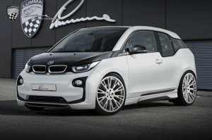 BMW-News-Blog: Lumma Design: Tuning f�r den BMW i8 und BMW i3 - BMW-Syndikat
