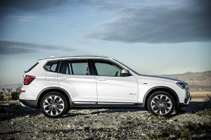 BMW-News-Blog: BMW X3 2014 (F25): Facelift bringt neues Gesicht u - BMW-Syndikat