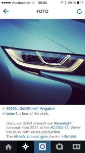 BMW-News-Blog: BMW Laserlicht: Mit dem BMW i8 zum Technologief�hr - BMW-Syndikat
