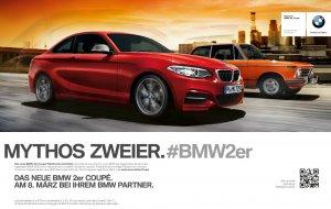 BMW-News-Blog: BMW 2er M235i (F22) im TV-Spot: Matthias Malmedie - BMW-Syndikat