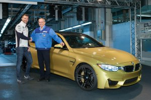 BMW-News-Blog: BMW M4 Coup� (F82) 2014: Serienproduktion im BMW W - BMW-Syndikat