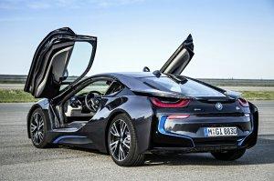 BMW-News-Blog: BMW i8: Erste Auslieferungen ab Juni und neue tech - BMW-Syndikat