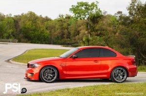 BMW-News-Blog: BMW 1er M Coupé (E82): Performance-Kur von Precisi - BMW-Syndikat