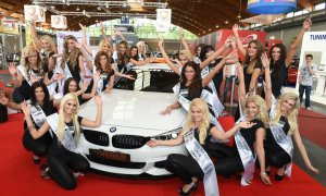 BMW-News-Blog: Tuning World Bodensee: 20 Finalistinnen k�mpfen um - BMW-Syndikat