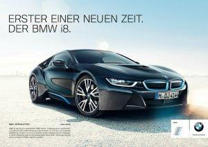 BMW-News-Blog: i8 #BMWstories: Launchkampagne vermittelt Sportwag - BMW-Syndikat