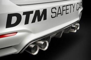 BMW-News-Blog: BMW M4 Coupé DTM Safety Car: F82 als Führungsfahrz - BMW-Syndikat