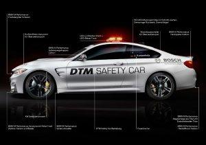 BMW-News-Blog: BMW M4 Coup� DTM Safety Car: F82 als F�hrungsfahrz - BMW-Syndikat