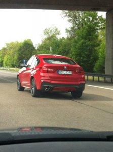 BMW-News-Blog: BMW X4 xDrive35i (F26): Crossover-SUV auf letzten - BMW-Syndikat