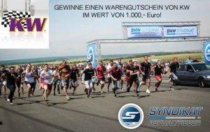 BMW-News-Blog: Sprinten für Tiefgang: Warengutschein von KW Gewin - BMW-Syndikat
