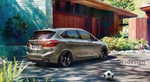 BMW-News-Blog: Exklusiv: Vorschau auf den BMW 2er M Active Tourer - BMW-Syndikat