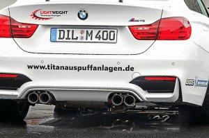 BMW-News-Blog: Lightweight: Erste Tuning-Therapie für das BMW M4 - BMW-Syndikat