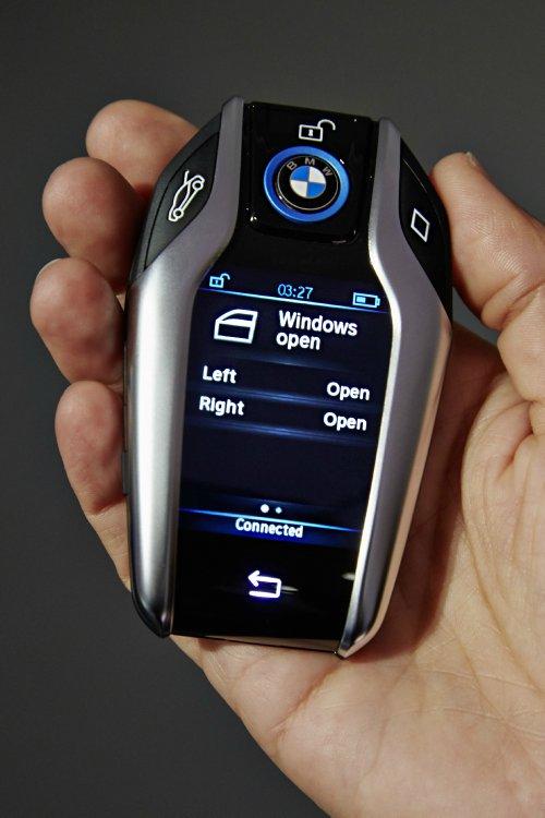Display Key Bmw Macht Jetzt H 252 Bsche Schl 252 Ssel Automobil