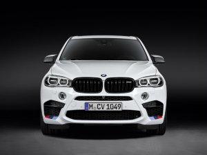BMW-News-Blog: Zubeh�r von BMW M Performance f�r BMW X5 M - BMW-Syndikat