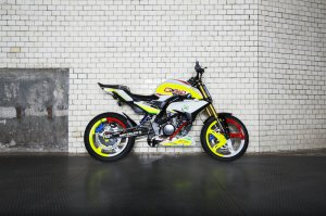 BMW-News-Blog: BMW Concept Stunt G 310 - BMW-Syndikat