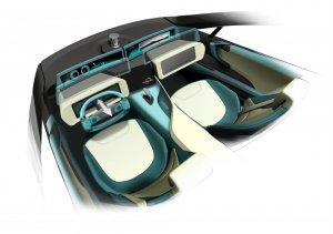 BMW-News-Blog: Rinspeed Etos: Sportwagenstudie mit Autopilot und - BMW-Syndikat