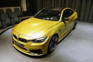 BMW-News-Blog: BMW Abu Dhabi: Edles Tuning für das M4 Coupé (F82) - BMW-Syndikat
