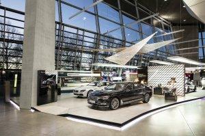 BMW-News-Blog: BMW 7er: Neue Ausstellungsfläche in der BMW Welt - BMW-Syndikat