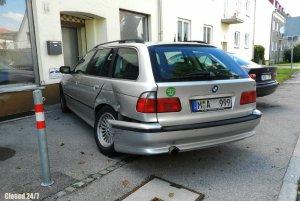 BMW-News-Blog: Vertrauen ist gut, Kontrolle ist besser: Unfallsch - BMW-Syndikat