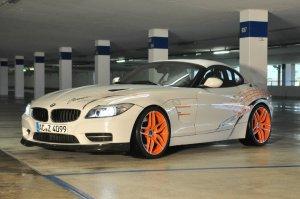 BMW-News-Blog: AC Schnitzer ACZ4 5.0d: BMW Z4 mit N57S-Triebwerk - BMW-Syndikat