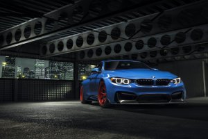 BMW-News-Blog: ​Vorsteiner: BMW M4 F82 mit GTRS4-Widebody i - BMW-Syndikat
