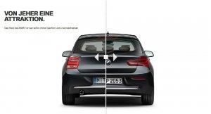 BMW-News-Blog: BMW M135i (F20/F21): Vergleich Pre-LCI vs. LCI 201 - BMW-Syndikat