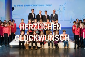 BMW-News-Blog: Feierei: Zehn Jahre Produktion im BMW-Werk - BMW-Syndikat