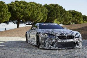 BMW-News-Blog: BMW M6 GT3: Testprogramm in Monteblanco und - BMW-Syndikat