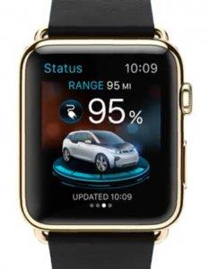 BMW-News-Blog: Apple Watch: BMW i Remote-App kommt mit Uhr-Integr - BMW-Syndikat