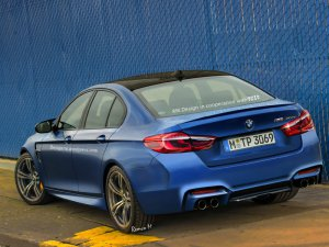 BMW-News-Blog: BMW_M5__F90___Rendering_vom_kuenftigen_Ueber-Fuenfer