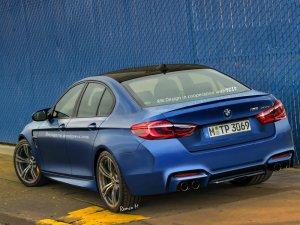 BMW-News-Blog: BMW M5 (F90): Rendering vom k�nftigen �ber-F�nfer - BMW-Syndikat