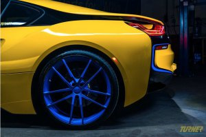 BMW-News-Blog: Tuning für den BMW i8 von Turner Motorsport - BMW-Syndikat