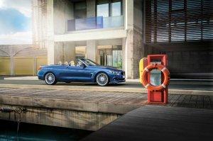 BMW-News-Blog: Alpina D4 Bi-Turbo Cabrio: 4er-Cabrio mit 3 - BMW-Syndikat