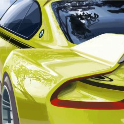 BMW-News-Blog: BMW 3.0 CSL: Design-Hommage f�r den Concors - BMW-Syndikat