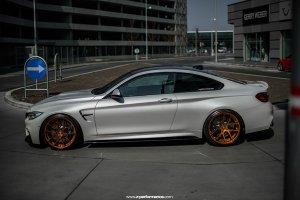 BMW-News-Blog: Sommerliches Schuhwerk: BMW M4 (F82) von Z-Perform - BMW-Syndikat