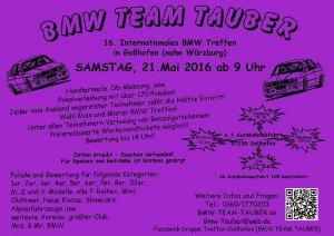 16.Int.BMW TREFFEN GOLLHOFEN -  - 847850_bmw-syndikat_bild