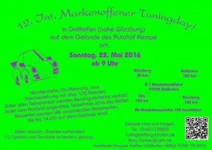 12.Int.Markenoffener Tuningday Gollhofen -  - 847851_bmw-syndikat_bild