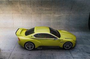 BMW-News-Blog: BMW 3.0 CSL Hommage: Studie auf dem Concors - BMW-Syndikat