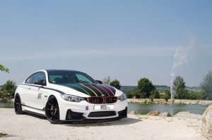 BMW-News-Blog: BMW M4 DTM Champion Edition: Tuning für die Wittma - BMW-Syndikat