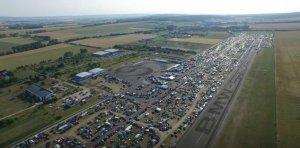 BMW-News-Blog: Luftaufnahmen (Aerial Shots) BMW-Syndikat Asphaltf - BMW-Syndikat