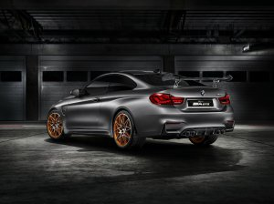 BMW-News-Blog: BMW Concept M4 GTS Coup� - BMW-Syndikat