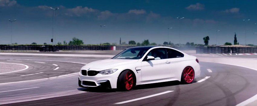 z performance wheels neues video zeigt bmw m4 coup in. Black Bedroom Furniture Sets. Home Design Ideas