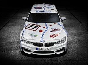 "BMW-News-Blog: BMW M3 (F80) ""Münchner Wirte"" zur Wiesn - BMW-Syndikat"