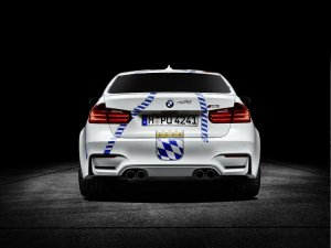 "BMW-News-Blog: BMW M3 (F80) ""M�nchner Wirte"" zur Wiesn - BMW-Syndikat"