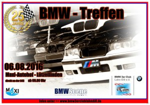 25. Jubiläums BMW-Treffen 3er Club Lahn-Dill -  - 889253_bmw-syndikat_bild