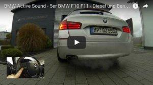 BMW-News-Blog: Active Sound-System für BMW-Modelle: Einbau und Ko - BMW-Syndikat